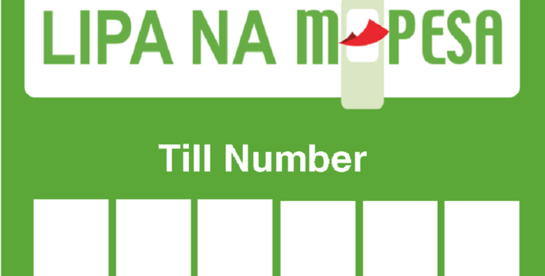 Lipa na Mpesa Till Number Buy Goods and Services How to Apply