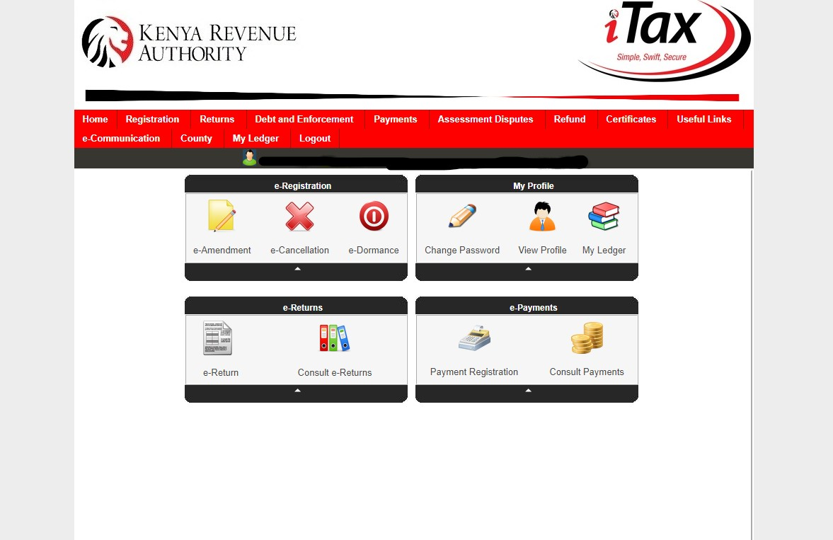 How to File KRA Returns 2020 Profile
